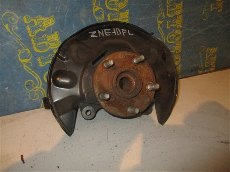 Ступица Toyota Wish ZNE10 1ZZ передняя левая