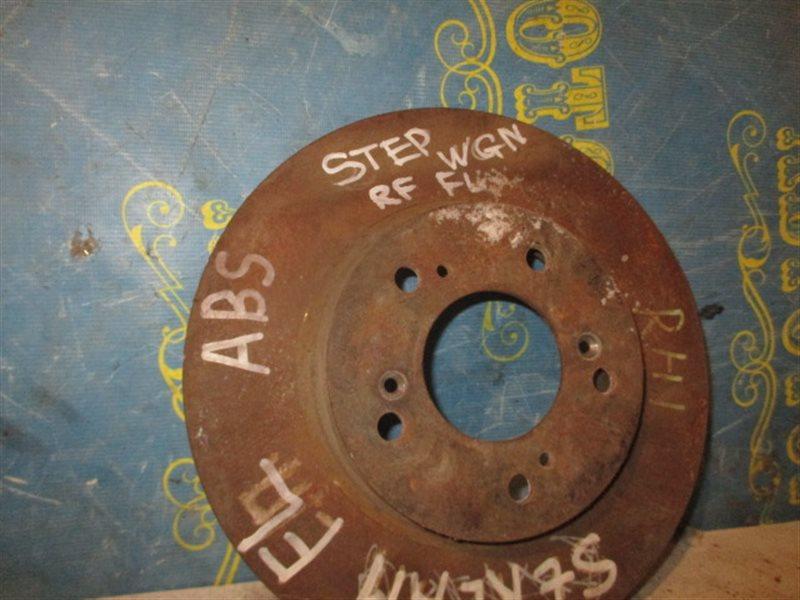 Тормозной диск Honda Step Wagon RF1 B20B передний