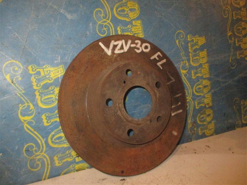 Тормозной диск Toyota Camry Prominent VZV30 передний