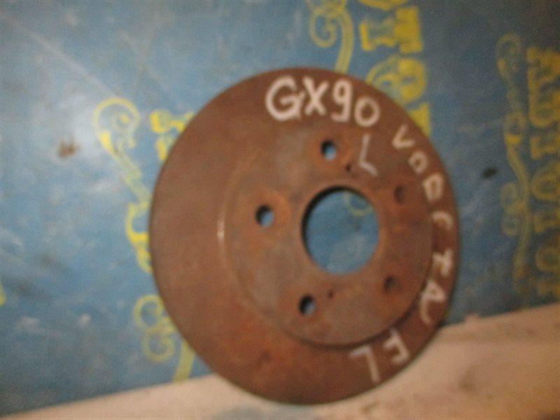 Тормозной диск Toyota Cresta GX90 передний