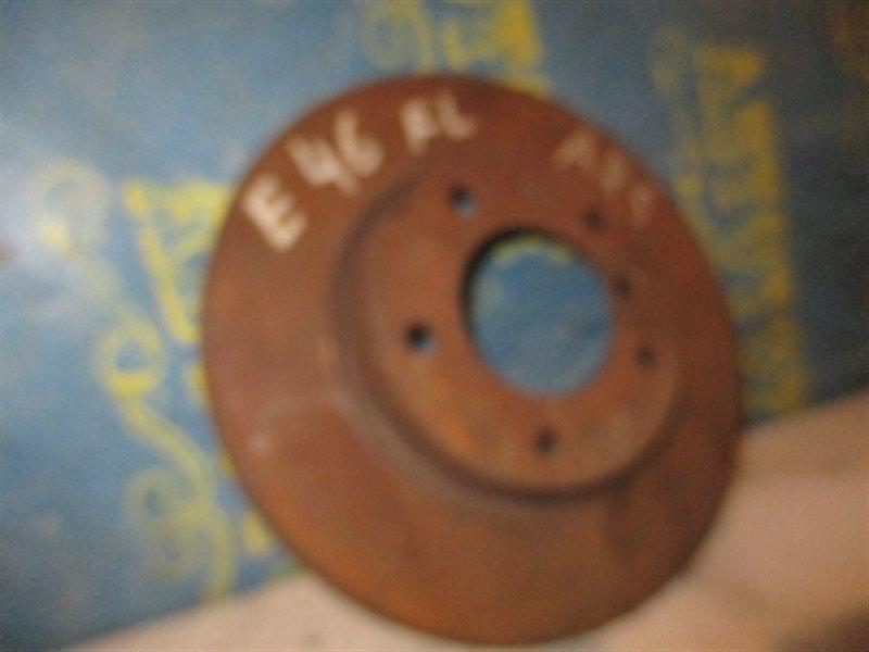 Тормозной диск Bmw 3 Series E46 передний