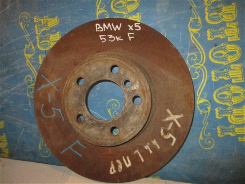 Тормозной диск Bmw X5 E53 передний