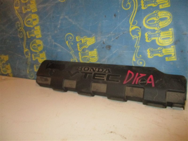 Крышка на двигатель декоративная Honda Stream RN1 D17A