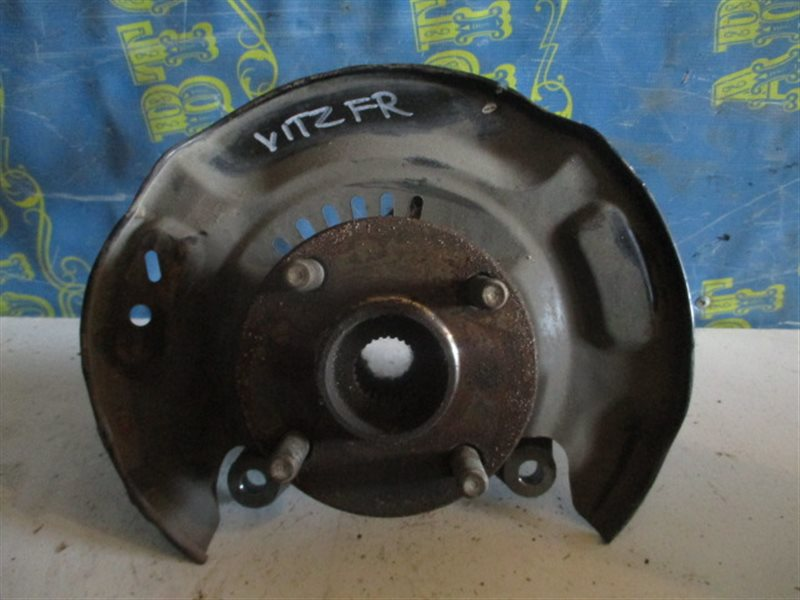 Ступица Toyota Vitz NCP10 передняя правая