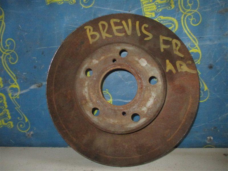Тормозной диск Toyota Brevis JCG10 передний