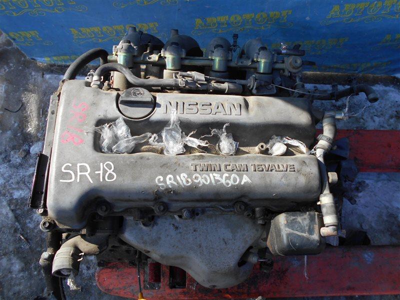 Двигатель Nissan Avenir W10 SR18