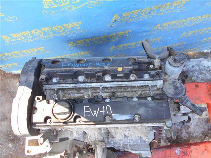 Двигатель Peugeot 307 3H EW10