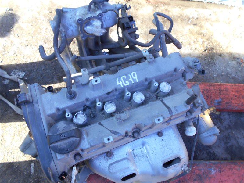 Двигатель Mitsubishi Colt Z25A 4G19