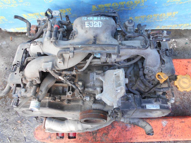 Двигатель Subaru Legacy BP5 EJ20