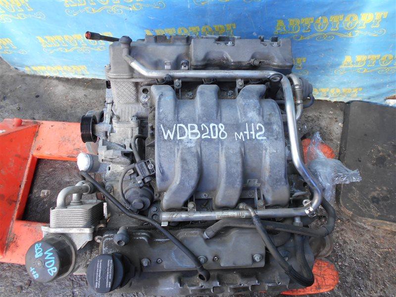 Двигатель Mercedes Clk-Class W208 112