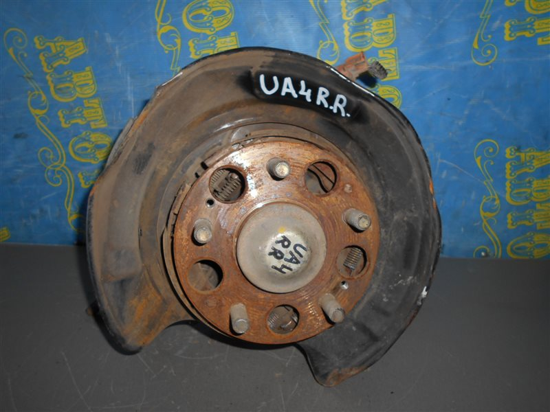 Ступица Honda Saber UA4 J25A задняя правая
