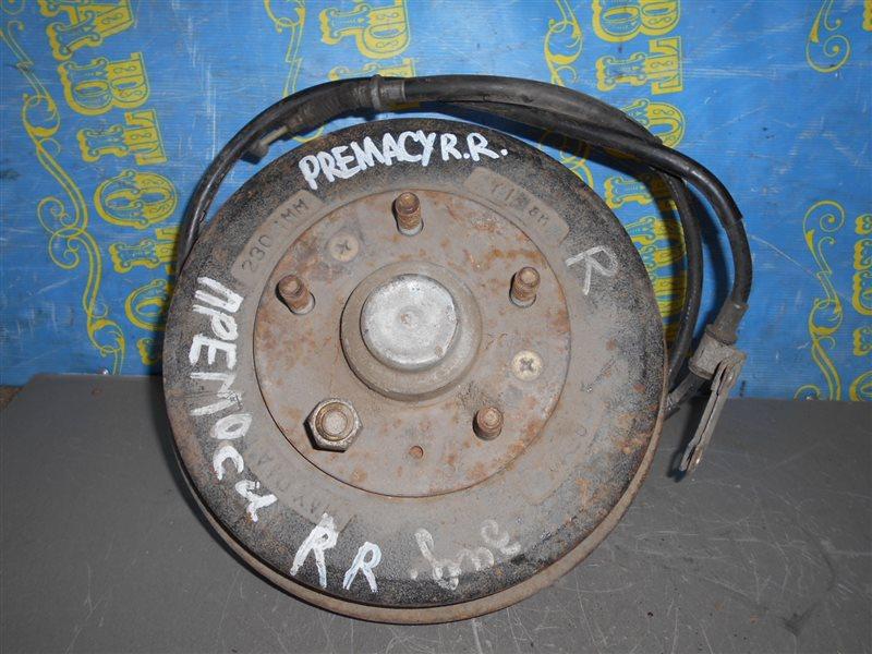 Ступица Mazda Premacy CP8W задняя правая