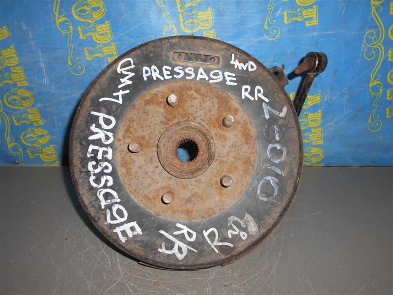Ступица Nissan Presage U30 KA24 задняя правая