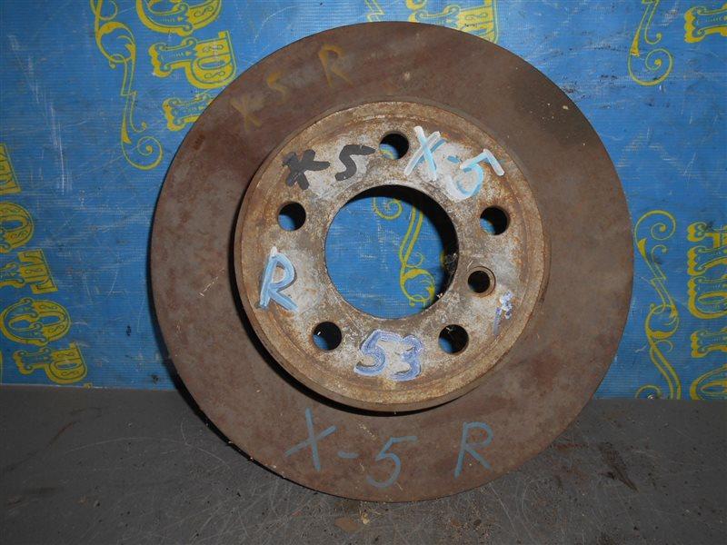 Тормозной диск Bmw X5 E53 задний