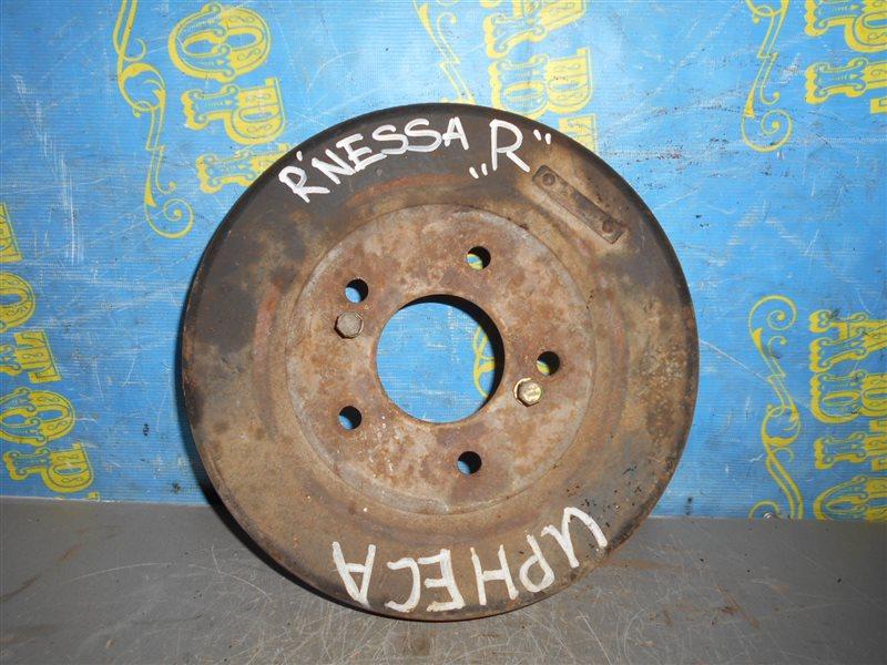 Тормозной барабан Nissan Rnessa N30 задний