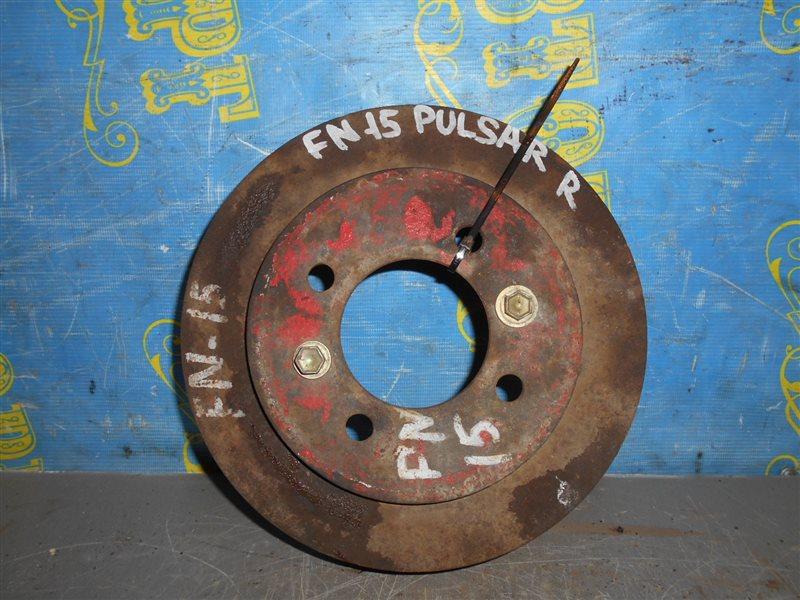 Тормозной барабан Nissan Pulsar FN15 задний