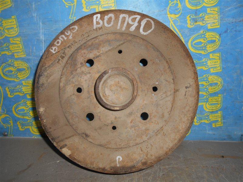 Тормозной барабан Mazda Bongo Friendee SSE8W задний