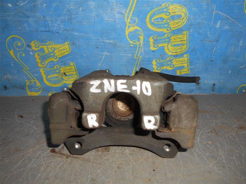 Суппорт Toyota Wish ZNE10 1ZZ задний правый
