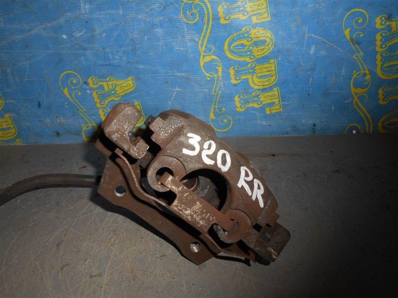 Суппорт Bmw 3 Series E46 задний правый