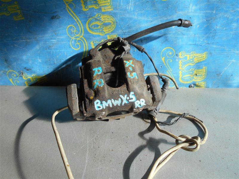Суппорт Bmw X5 E53 задний правый