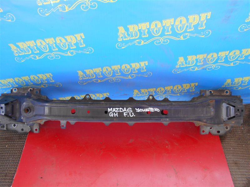 Усиление бампера Mazda 6 GH LF17 2008 переднее верхнее