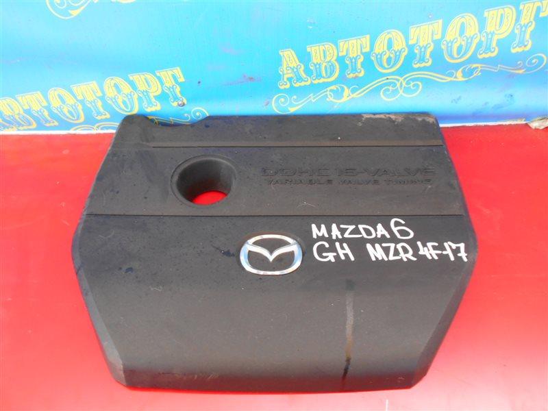 Накладка двигателя Mazda 6 GH LF17 2008