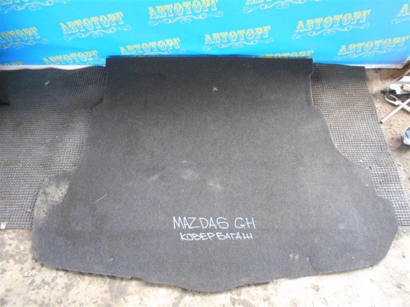 Пол багажника пластик Mazda 6 GH LF17 2008