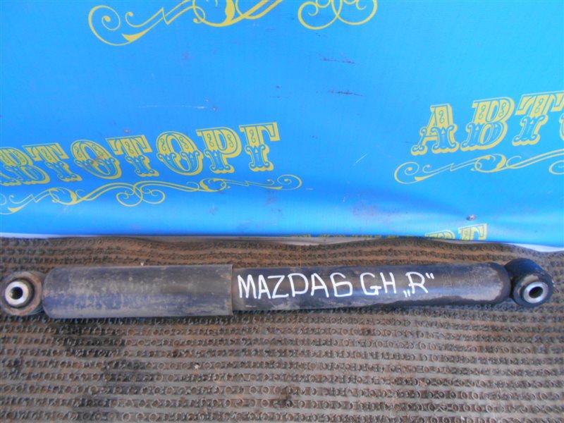 Амортизатор Mazda 6 GH LF17 2008 задний