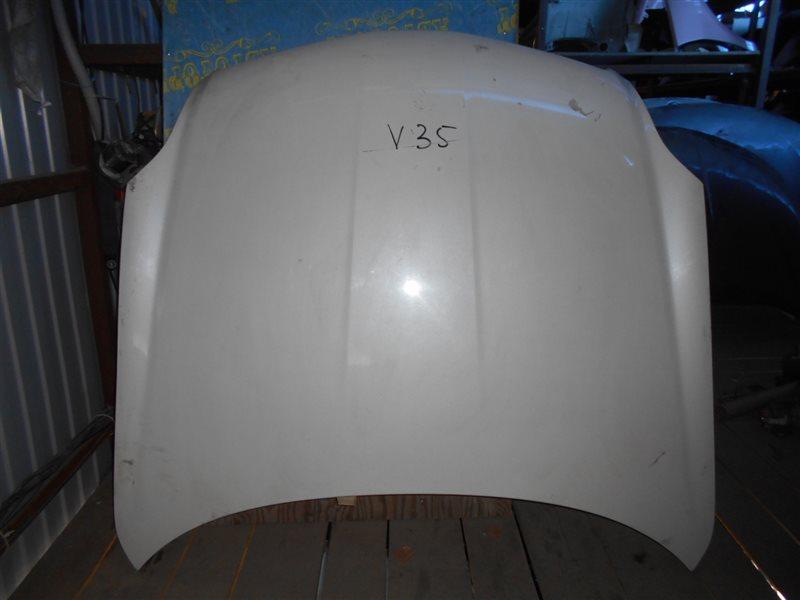 Капот Nissan Skyline V35