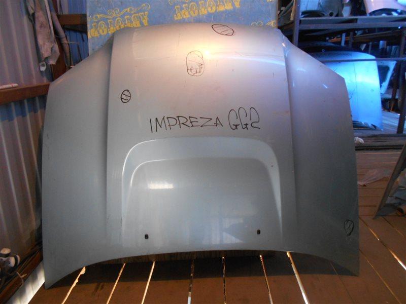 Капот Subaru Impreza GG2