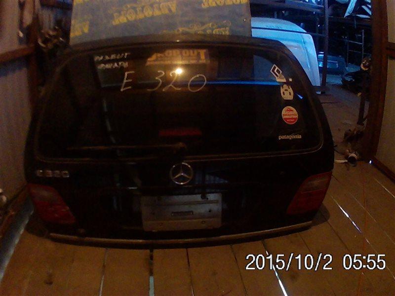 Дверь 5-я Mercedes E-Class W210