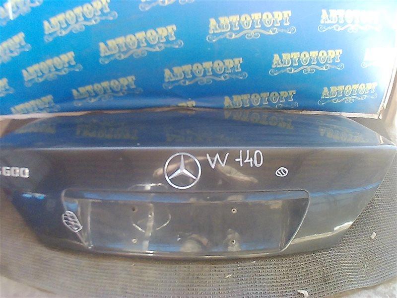 Крышка багажника Mercedes S-Class W140