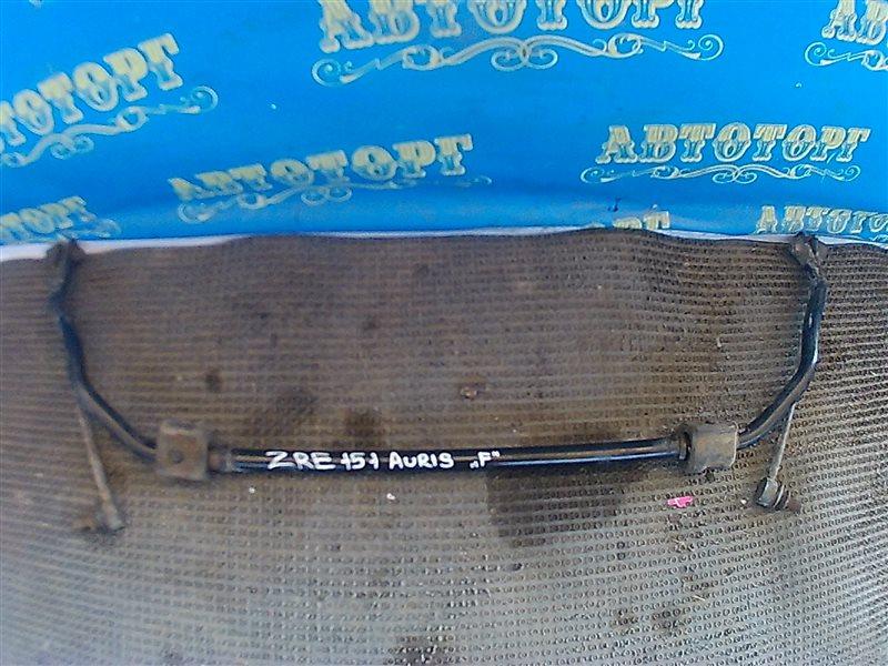 Стабилизатор Toyota Auris ZRE151L 1ZR 2008 передний