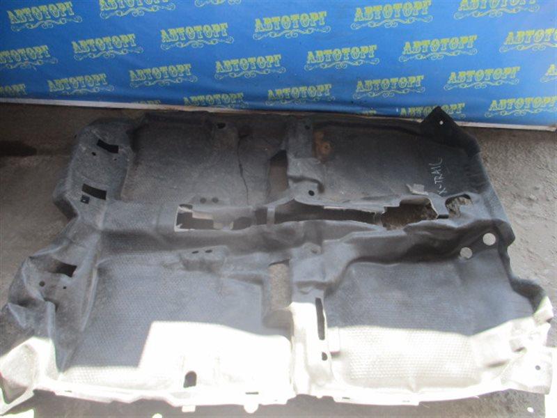 Ковер пола Nissan Xtrail NT30 QR20 2001