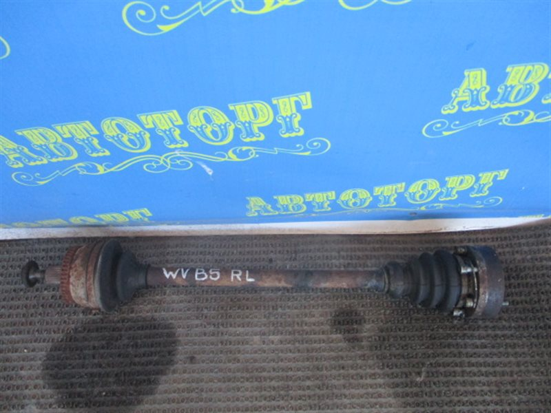 Привод Volkswagen Passat B5 задний левый