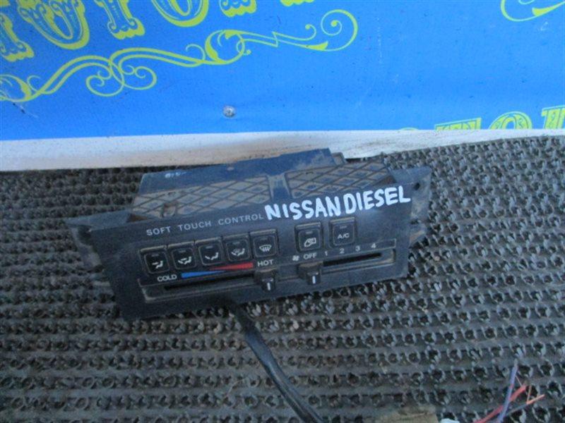 Блок управления климат-контролем Nissan Diesel CK610BNT RE10 1995
