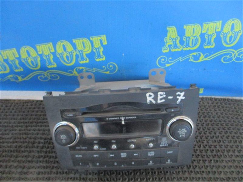 Магнитофон Honda Cr-V RE7 K24A