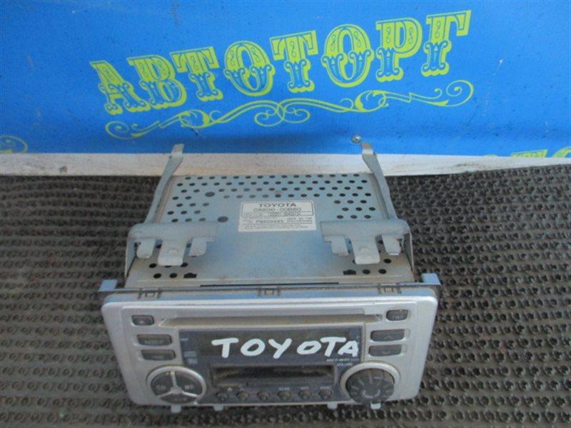 Магнитофон Toyota Corolla Fielder ZZE124 1ZZ