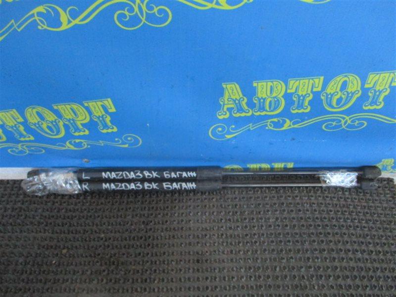 Амортизатор багажника Mazda 3 BK Z6 2006