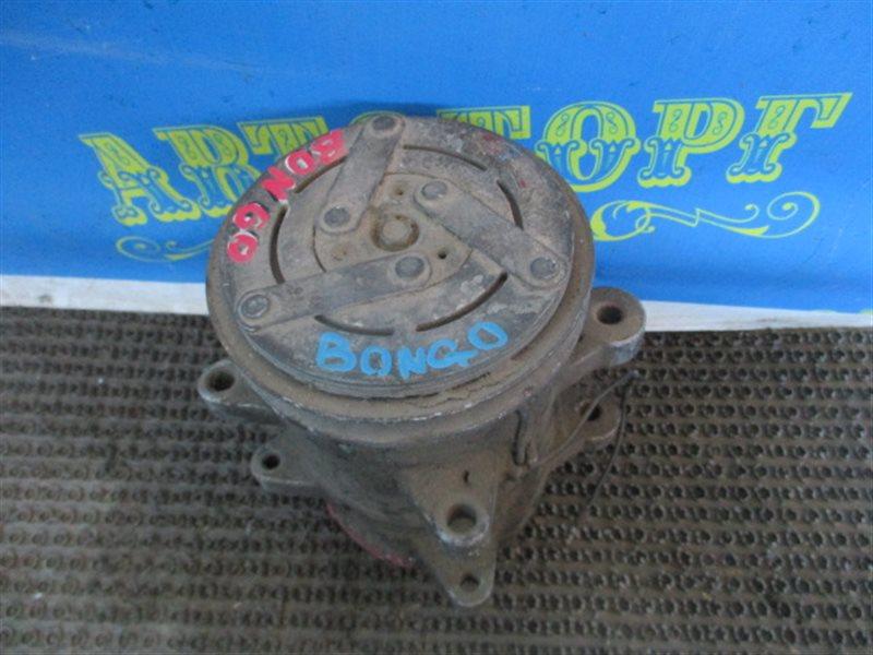 Компрессор кондиционера Mazda Bongo SSF8W F8