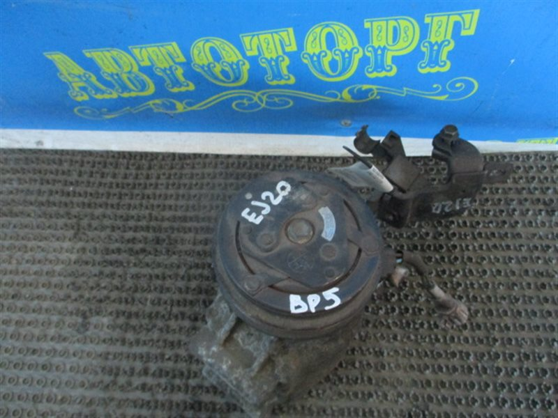 Компрессор кондиционера Subaru Legacy BP5 EJ20