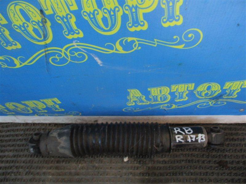 Амортизатор Hyundai Solaris RB G4FC 2012 задний