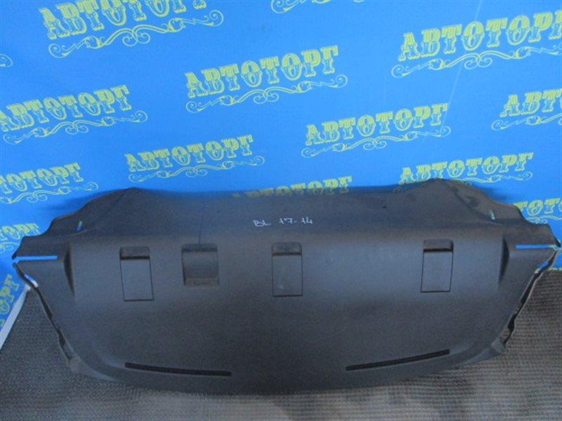 Полка багажника Mazda 3 BL Z6 2012