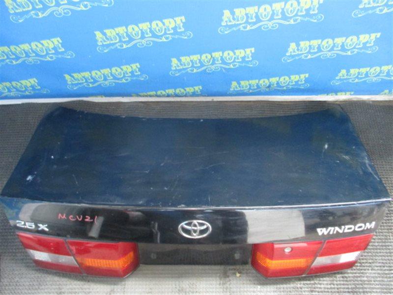 Крышка багажника Toyota Windom MCV21
