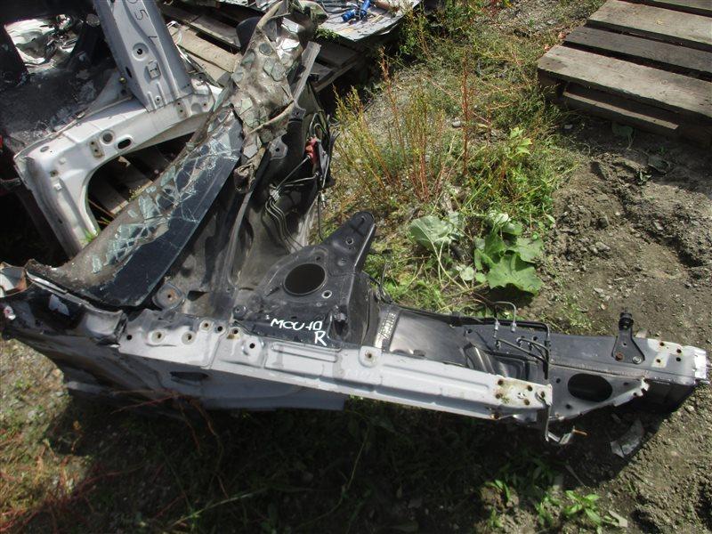 Лонжерон Toyota Harrier MCU10 1MZ правый