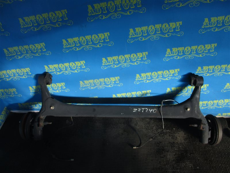 Балка Toyota Allion ZZT240 задняя