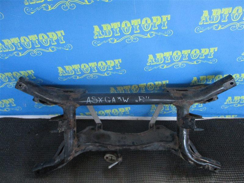 Балка Mitsubishi Asx GA3W 4B10 2010 задняя