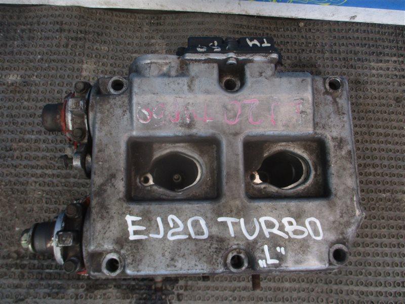 Головка блока цилиндров Subaru Forester SF5 EJ20 левая