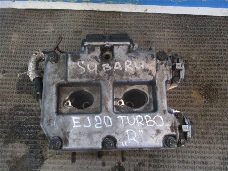 Головка блока цилиндров Subaru Forester SF5 EJ20 правая