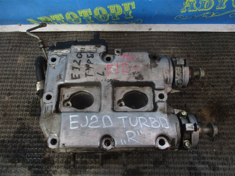 Головка блока цилиндров Subaru Legacy BH5 EJ20 правая
